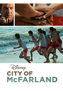Filmplakat City of McFarland