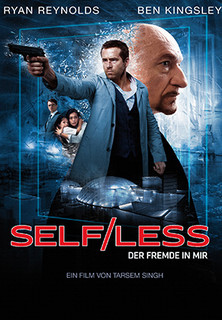 Filmplakat Self/Less - Der Fremde in mir