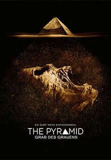 Filmplakat The Pyramid - Grab des Grauens