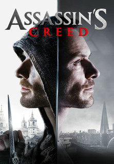 Filmplakat Assassin's Creed