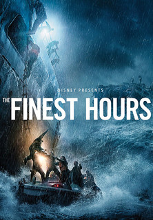 Filmplakat The Finest Hours