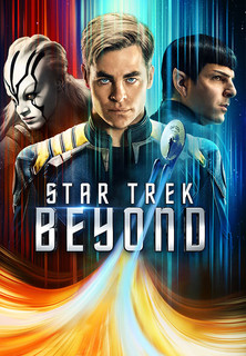 Filmplakat Star Trek Beyond