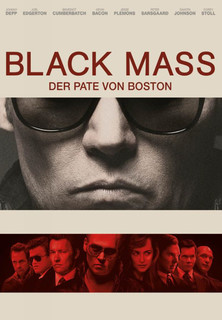 Filmplakat Black Mass