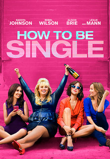 Filmplakat How To Be Single