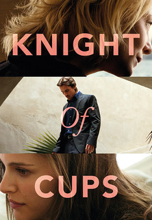 Filmplakat Knight Of Cups
