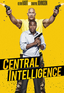 Filmplakat Central Intelligence
