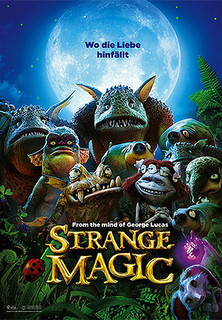 Filmplakat Strange Magic