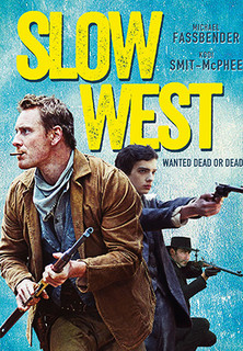 Filmplakat Slow West