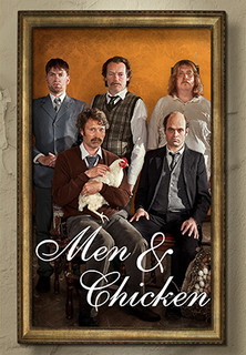 Filmplakat Men & Chicken