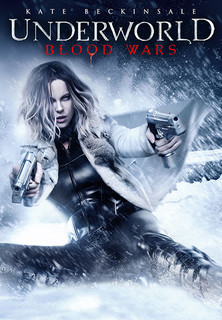 Filmplakat Underworld 5: Blood Wars