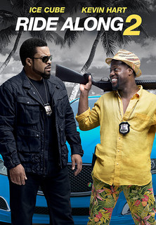 Filmplakat Ride Along 2: Next Level Miami