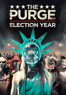 Filmplakat The Purge 3: Election Year
