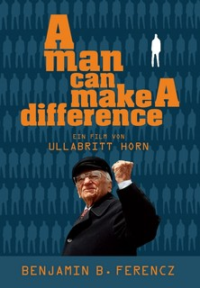Filmplakat A Man Can Make A Difference