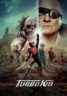 Filmplakat Turbo Kid