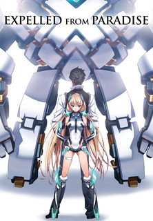 Filmplakat Expelled From Paradise