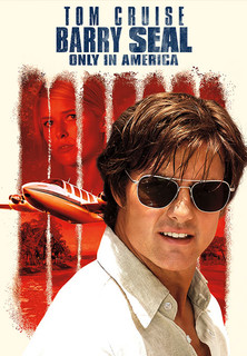Filmplakat Barry Seal - Only In America