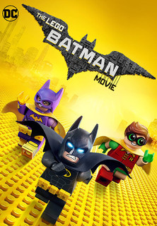 Filmplakat The LEGO Batman Movie