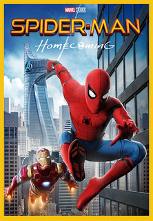 Filmplakat Spider-Man: Homecoming