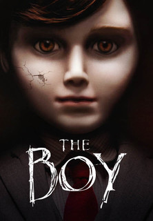 Filmplakat The Boy