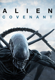 Filmplakat Alien: Covenant