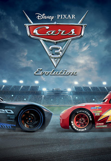 Filmplakat Cars 3: Evolution