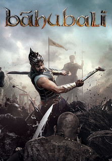 Filmplakat Bahubali: The Beginning