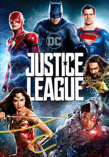 Filmplakat Justice League