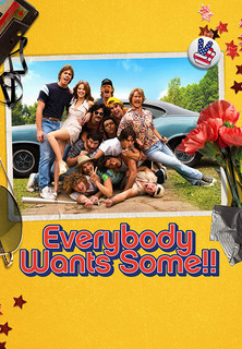 Filmplakat Everybody Wants Some!!