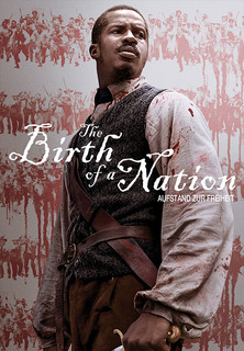 Filmplakat The Birth Of A Nation - Aufstand zur Freiheit