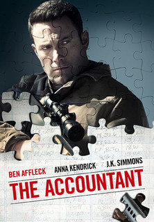 Filmplakat The Accountant