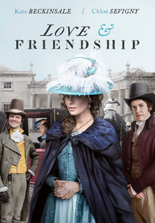 Filmplakat Love & Friendship