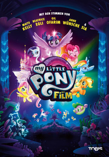 Filmplakat My Little Pony - Der Film