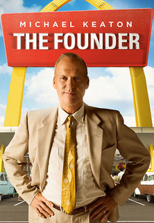 Filmplakat The Founder