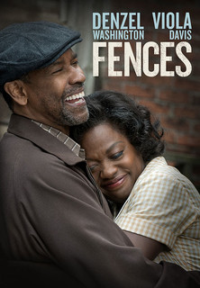 Filmplakat Fences