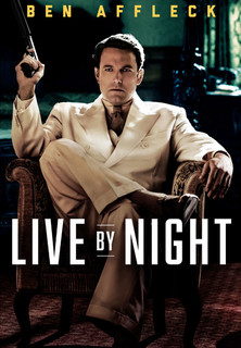 Filmplakat Live By Night