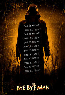 Filmplakat The Bye Bye Man