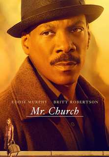 Filmplakat Mr. Church