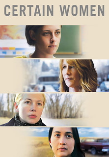 Filmplakat Certain Women