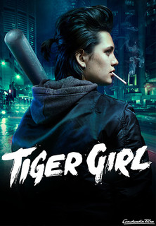 Filmplakat Tiger Girl