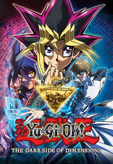 Filmplakat Yu-Gi-Oh! The Dark Side Of Dimensions