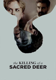 Filmplakat The Killing Of A Sacred Deer