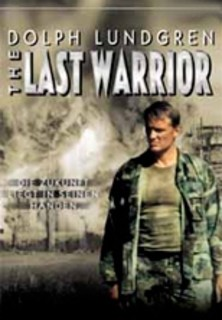 Filmplakat The Last Warrior