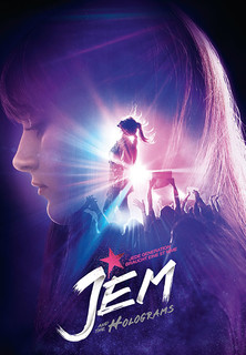 Filmplakat Jem And The Holograms