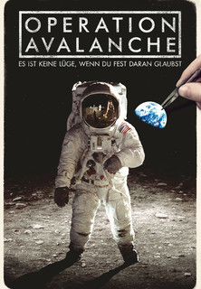 Filmplakat Operation Avalanche