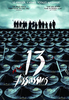 Filmplakat 13 Assassins