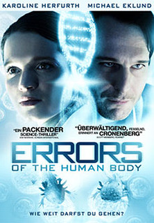 Filmplakat Errors Of The Human Body