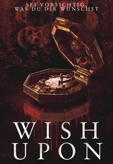 Filmplakat Wish Upon