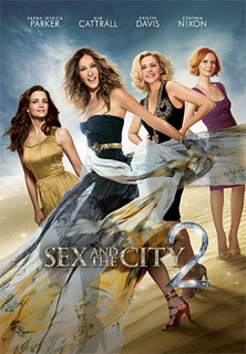 Filmplakat Sex and the City 2