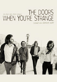 Filmplakat The Doors - When You're Strange