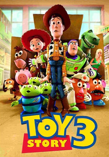 Filmplakat Toy Story 3